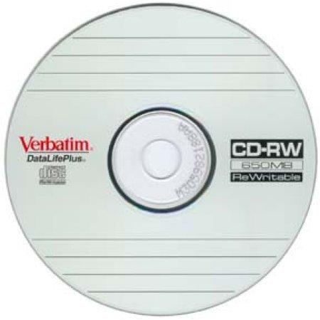 CD RW