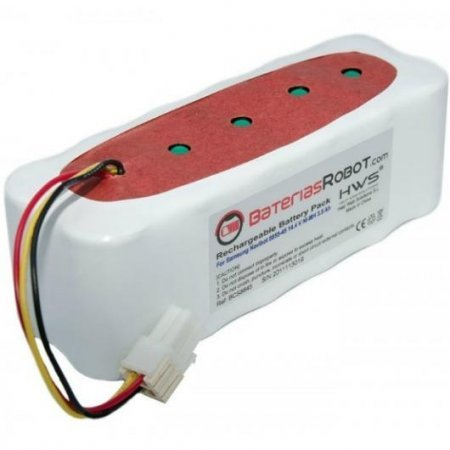 batterie per aspirapolvere