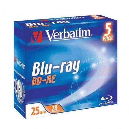 blue ray BD RW