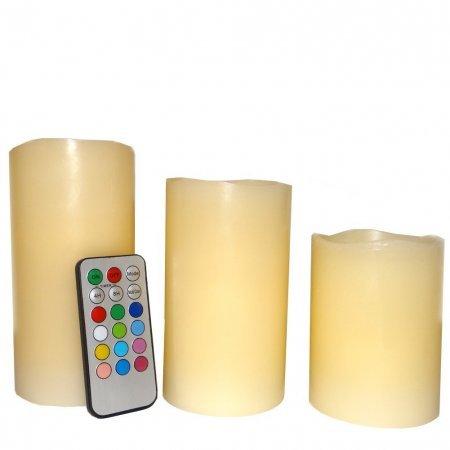 candela a led