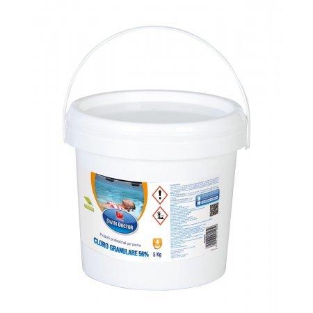 cloro per piscina