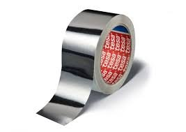 nastro adesivo in alluminio