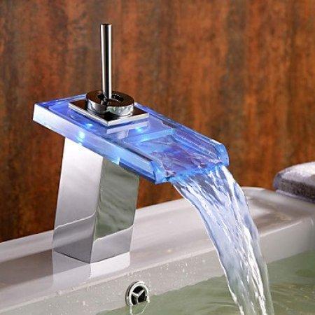 rubinetti vasca a cascata